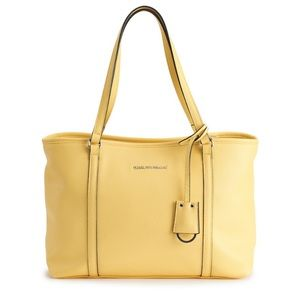 Dana Buchanan Bella Tote - Yellow